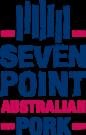 Seven Point Australian Pork Logo